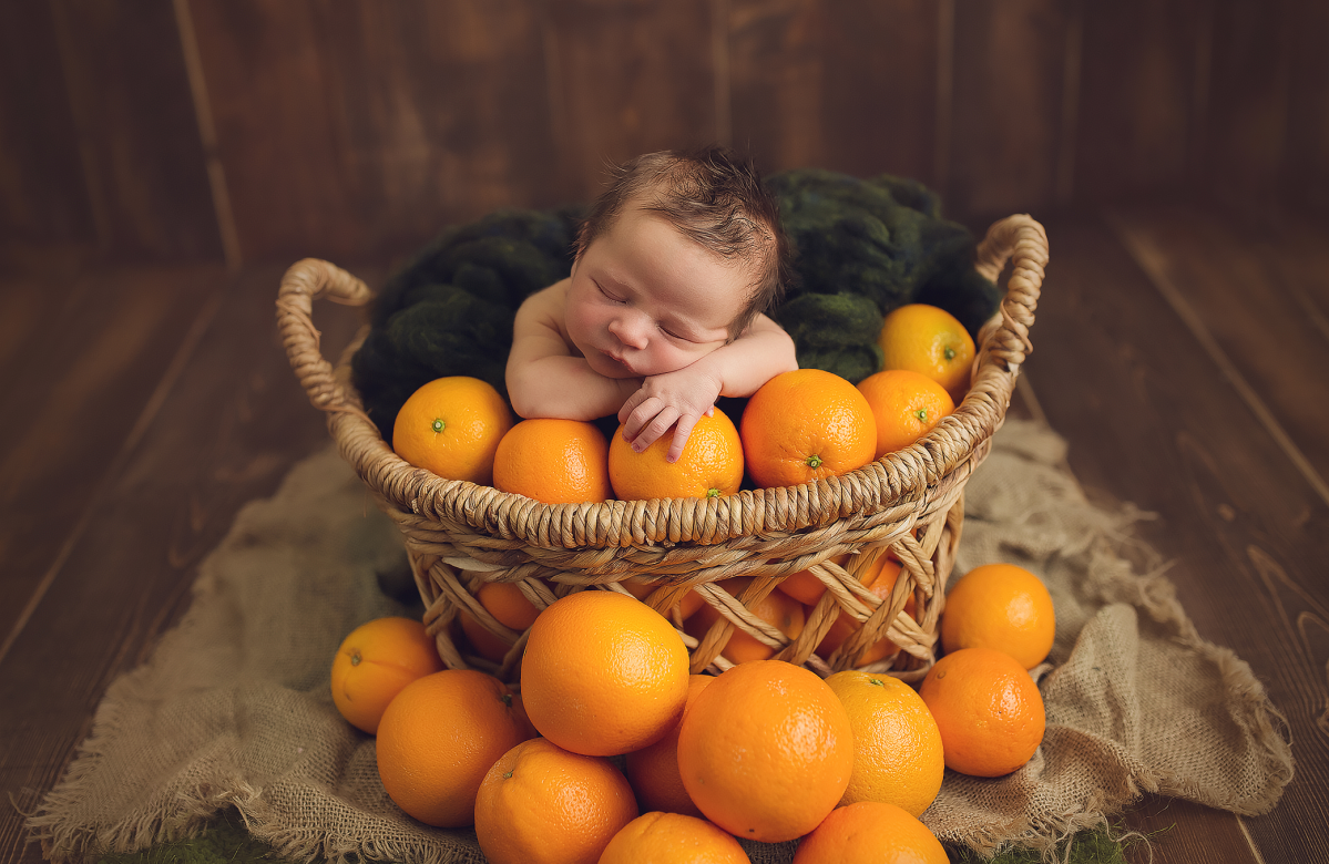 avalon park orlando | florida baby boy newborn photographer