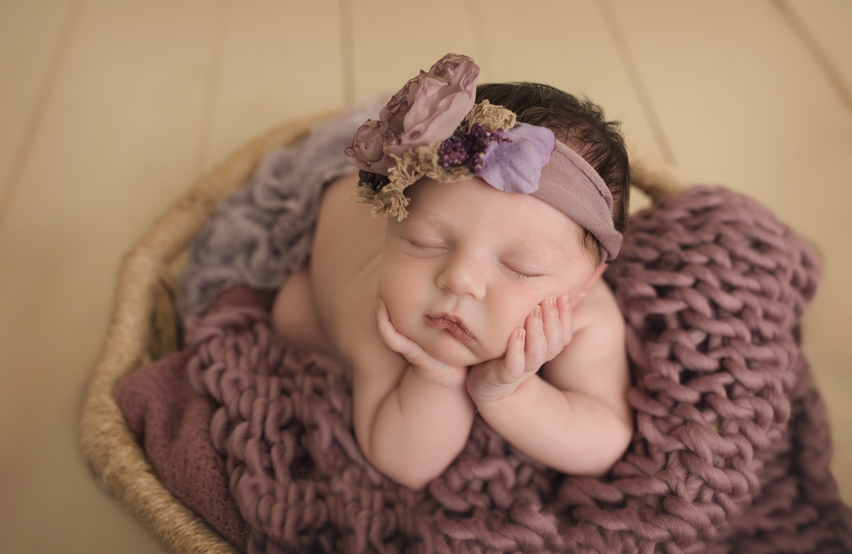 ORLANDO LAKE NONA FLORIDA | BABY GIRL MEREDITH